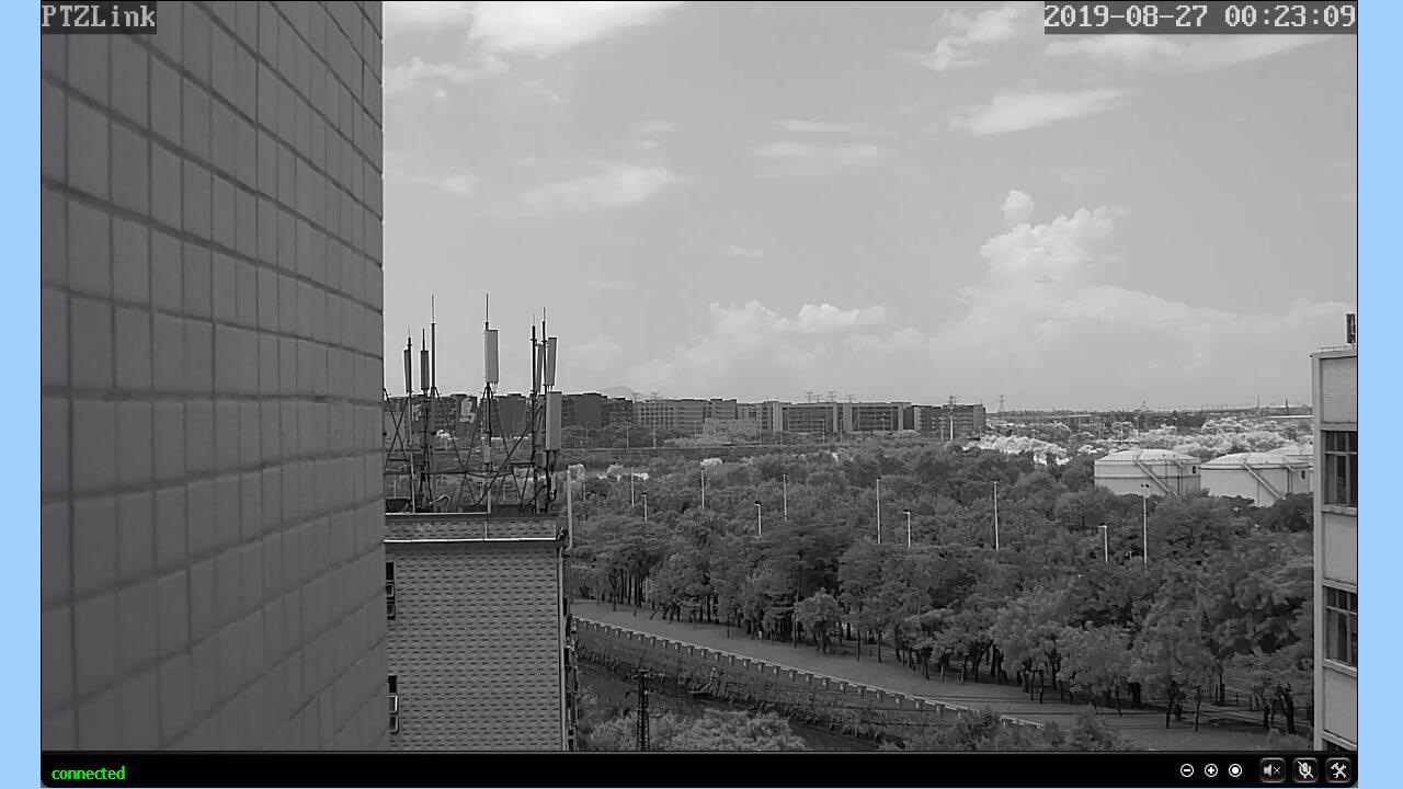 WiFi PTZ Camera with 5X Optical Zoom