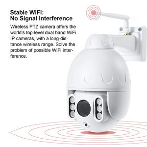 ip ptz camera wifi feature